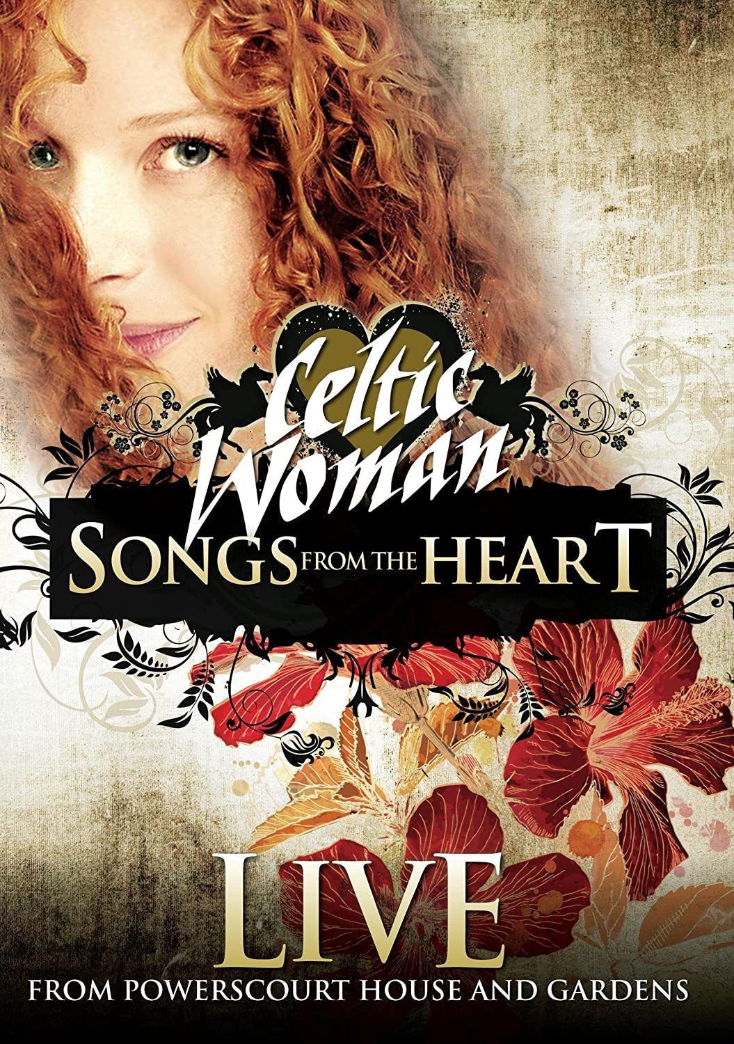 Songs from the heart by celtic woman   dvd