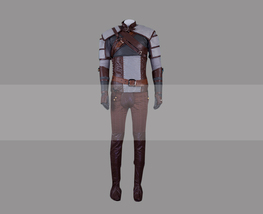 The Witcher 3: Wild Hunt Geralt of Rivia Cosplay Costume Outfit Buy - $244.00