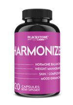 Blackstone Labs Harmonize - Horomone & Weight Management - Mood & Skin - $31.75