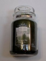 Yankee Candle Evergreen Mist  22 OZ Large Round Glass Jar Scented Fragra... - $26.99