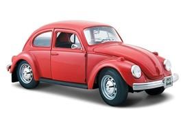 VW Beetle 1973 Diecast Model Car 31926 - $25.44