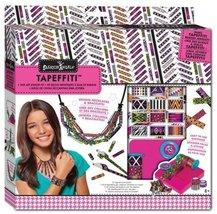 Fashion Angels Tapeffiti Bead Jewelry Making Craft Set Jewelry Kit - $22.00