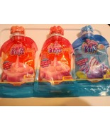ORB Slimi Cafe' Soft'N Slow Lot 3 Squishies NEW (2) Melonade (1) Blueraz... - $14.85