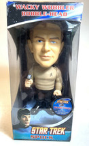 Kirk Star Trek Wacky Wobbler Talking Bobblehead by FUNKO in Spock Box - $38.61