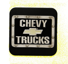 """Chevrolet White Bowtie Receiver Hitch Cover - Fits 2"""" & 1-1/4"""" Receivers - $19.99"""