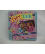 Girl Talk Board Game 1988 Vintage Golden 4237 Missing Zit Sheet No Instr... - $45.54