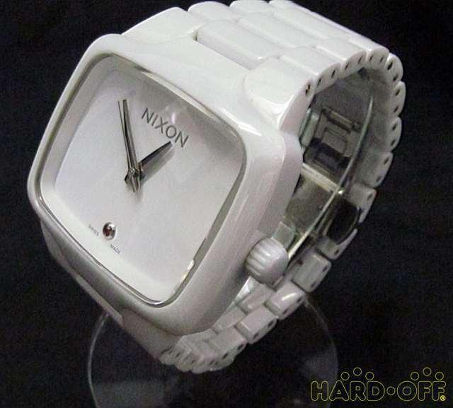 Nixon 03459 The Ceramic Player Automatic Watch image 2