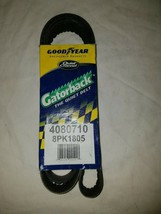 Goodyear Gatorback/Continental Elite Poly-V Serpentine Belt 4080710 - $30.00