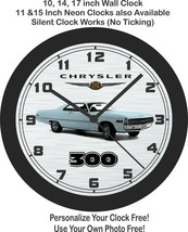 1971 Chrysler 300 Wall Clock-Free US Ship - $27.71+