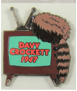 Davy Crockett dated 1947  Error Authentic Disney pin - $12.99