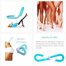 Thigh Master Toner Machine Legs Arm Workout Ab Muscle Exercise Home Fitn... - $341,53 MXN
