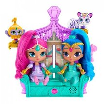 Fisher Price Shimmer and Shine Float and Sing Palace Friends - $42.56