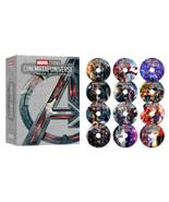 MARVEL STUDIOS CINEMATIC UNIVERSE 23-MOVIE COLLECTION 12-Discs DVD Set B... - $59.50