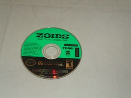 Zoids: Battle Legends, Game Only, Nintendo Gamecube - $27.99