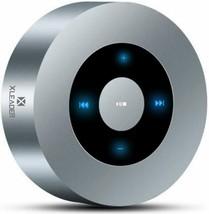 SoundAngel (2 Gen) 5W Touch Wireless Speaker, Silver