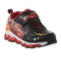 NEW Boys Disney Cars Light Up Sneakers Size 6 7 8 9 11 12 Lightning McQueen - $24.99