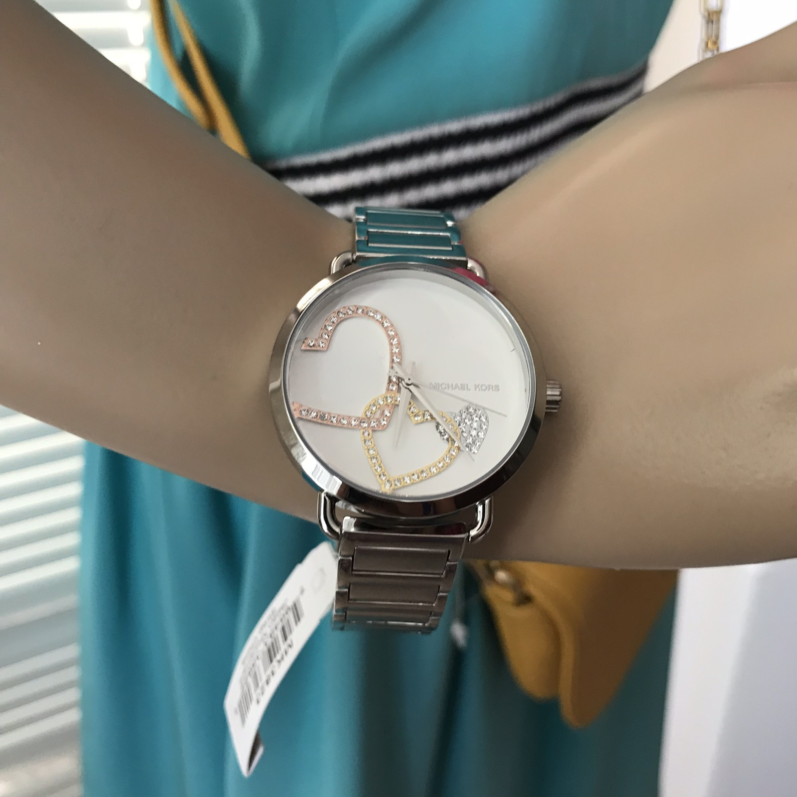 24269417f519 NWT Michael Kors Silver-tone Portia Watch and 31 similar items
