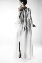 LINGERIE SEXY LOT blanc sous-vêtements Manteau Négligé STRING DENTELLE image 2