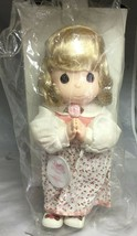 """Precious Moments Doll Collection """"Beth"""" Praying Hands 1999, New Sealed i... - $28.41"""