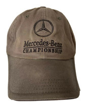 Mercedes Benz Championship Calloway Golf Baseball Cap Adjustable Hat - $12.19