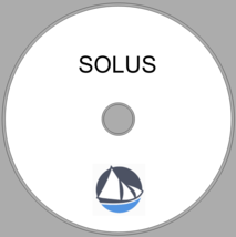 Latest New Solus 4.0 GNOME Linux 64 Bit OS on DVD or 4GB USB Flash Drive - $3.63+
