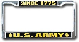 Army License Plate Frame - $15.59