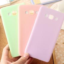 Ultra-thin Candy Color Case for Samsung Galaxy S8 S9 Plus S6 S7 Edge J1 ... - $11.02