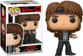 The Warriors Movie 1979 Luther Vinyl POP Figure Toy #866 FUNKO NEW NIB - $8.79