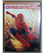 Spider-Man (2 Disc DVD Movie) - $1.25