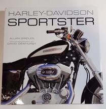 Harley-Davidson Sportster ALAN GIRDLER DAVID DEWHURST BRAND NEW BOOK MOT... - $31.32