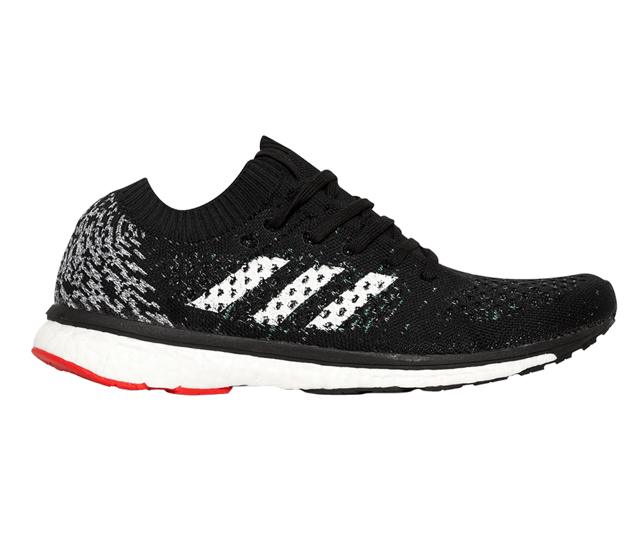 Adidas Adizero Prime Boost Limited Core Black White CP8922 Mens Running Shoes