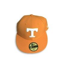 NWT New Tennessee Volunteers New Era 59Fifty Low Crown Size 6 7/8 Fitted Hat - $24.70