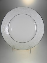 Lenox Linen Rose Accent Lunch Plate - $17.77
