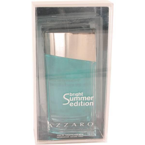 Azzaro bright summer edition 3.4 oz cologne