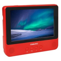 Digiland DL9002-RED 2-in-1 Android Tablet + DVD Player - Quad-Core 1.3GH... - $102.07