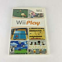 Wii Play with Remote Wii 2007 Complete Game Tested - $9.99