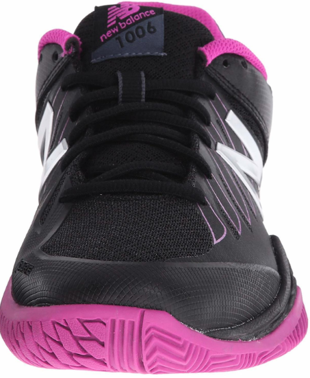 New Balance 1006 v1 Size US 6.5 (B) EU 37 Women's Tennis Court Shoes WC1006WR
