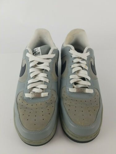 Nike Air Force 315122-009 Shoes Men Size 9 Gray/ Black