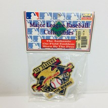 2001 AMERICAN LEAGUE 100 YEARS CHARTER MEMBER OFFICIAL MLB BASEBALL JERS... - $9.50