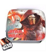 Disney Star Wars The Force Awakens Kylo Ren Ben Solo Insulated Lunch Bag - $13.86