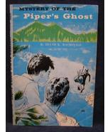 Mystery of the Piper's Ghost [Paperback] [Jan 01, 1973] Zillah K MacDonald - $1.80