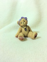 Cherished Teddies Little Sparkles June Bear 2003 NIB - $19.75