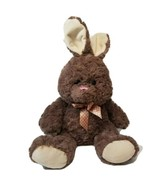 Inter-American Products Plush Brown Bunny Rabbit Stuffed Animal Easter - $12.94