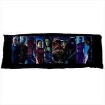 dakimakura body hugging pillow case guardians superheroes nerd geek cover daki - $36.00