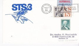 STS-3 KENNEDY SPACE CENTER FLORIDA MARCH 22 1982 - $1.78