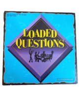 Loaded Questions Board Game 2003 Edition Family Party Who Said What Complete EUC - $9.74