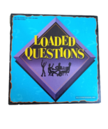 Loaded Questions Board Game 2003 Edition Family Party Who Said What Comp... - $9.74