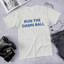 Run the Damn Ball t-shirt / run the Damn Ball / made in usa / T-Shirt image 2