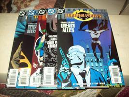 BATMAN: TURNING POINTS #1-5 (COMPLETE MINI-SERIES) - $12.50