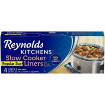 Reynolds Kitchens Premium Slow Cooker Liners - 13 x 21 inches, 12 Packag... - $4.32+